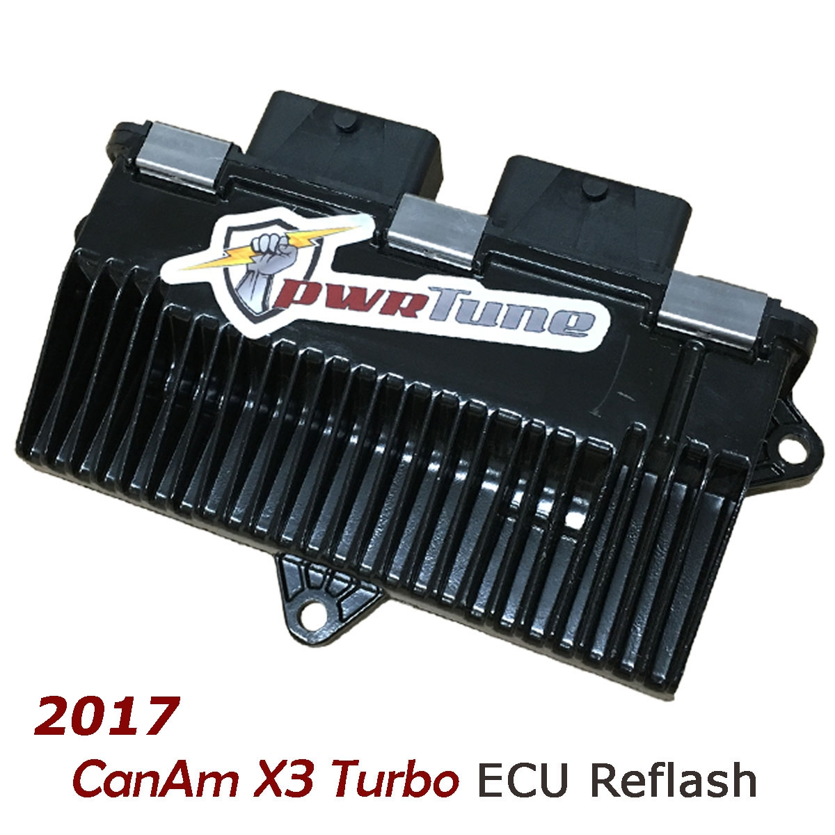 pwrTune ECU Reflash CanAm 2017 X3 Turbo