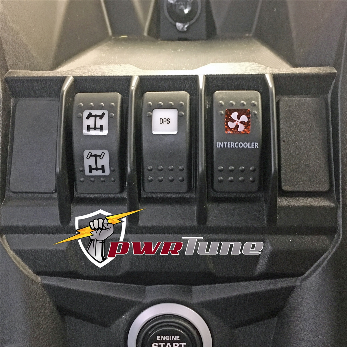 CanAm X3 Turbo 120HP Turbo R Spec Upgrade Package