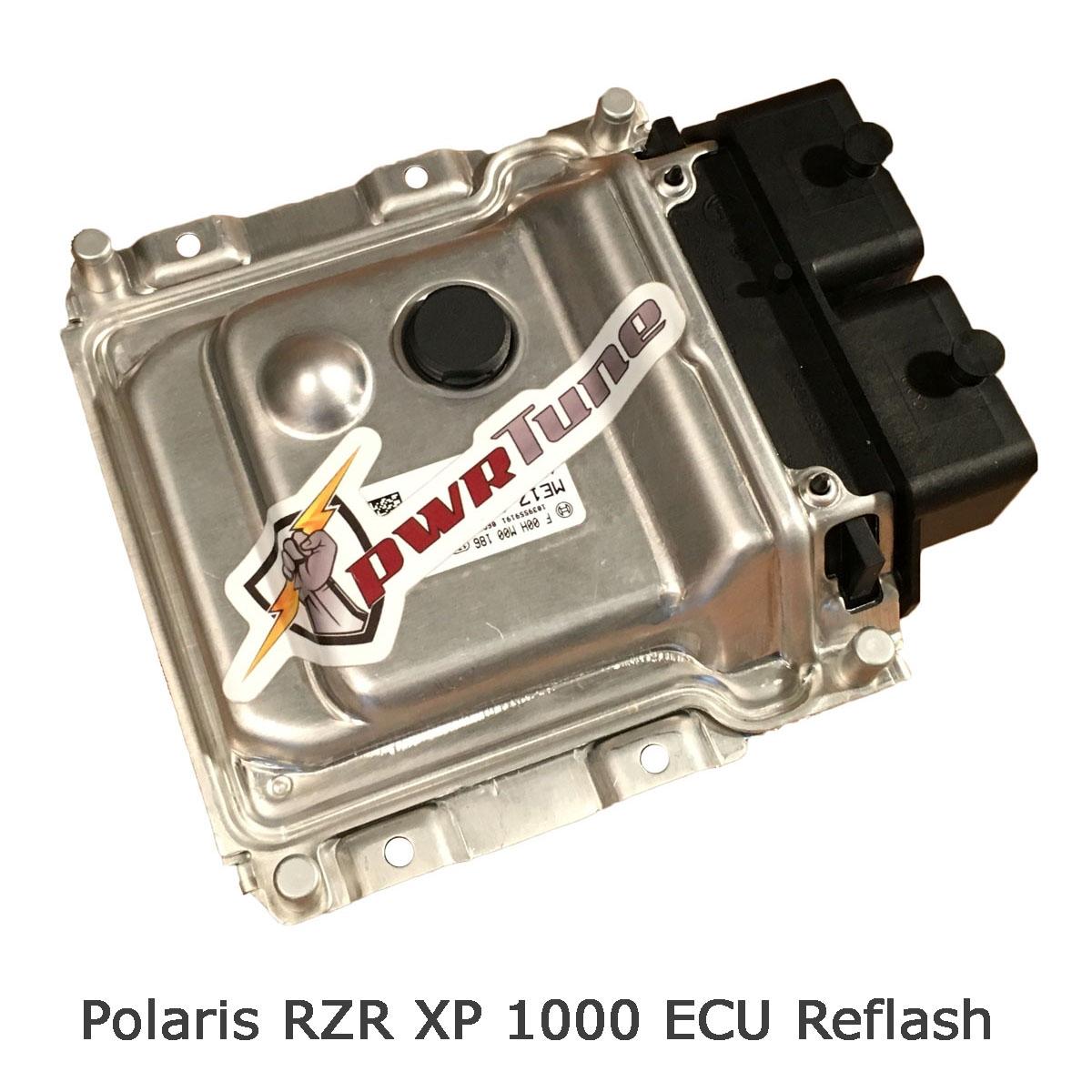 pwrTune ECU Reflash Polaris RZR XP 1000