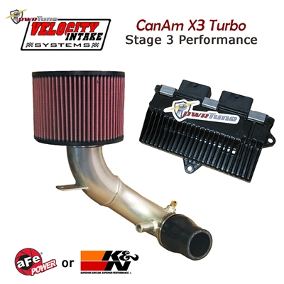 pwrTune ECU Tuning X3 Stage 3 with intake kit