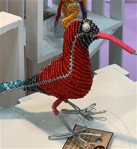 Bead & Wire Animal - Bird