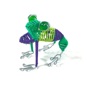 Telephone Wire Animal - Frog