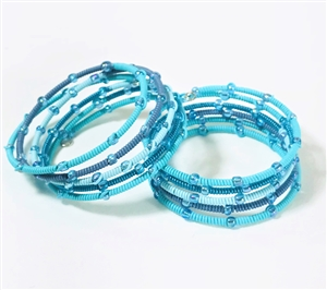 Glass Bead Bracelet - Large