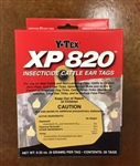XP 820 INSECT TAG