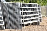"6GA 96""X20' 4X4 Stock Panel Oklahoma Steel"