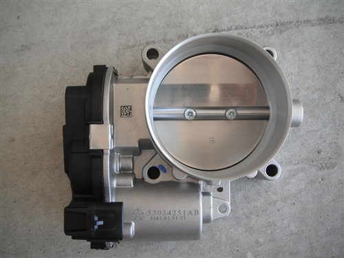 Moe's Performance 87MM Ported Throttle Body 2013-2019 ...