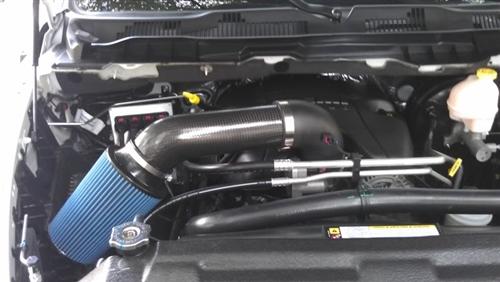 LegMaker Frank IV Truck Intake 2009-17 Dodge Ram 5.7L Hemi