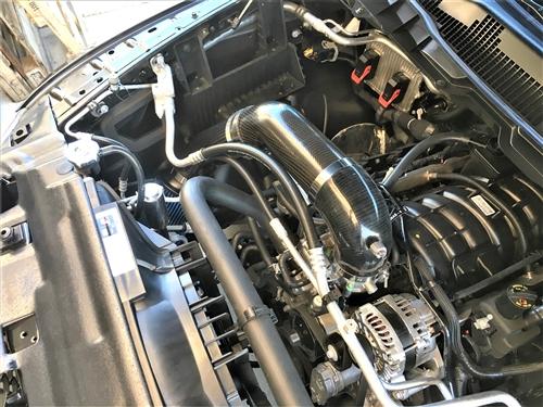 Cold Air Intake For Dodge Ram 1500 5 7 Hemi >> Moe S Performance Carbon Fiber Cold Air Intake 2009 2018 Ram 1500 5 7