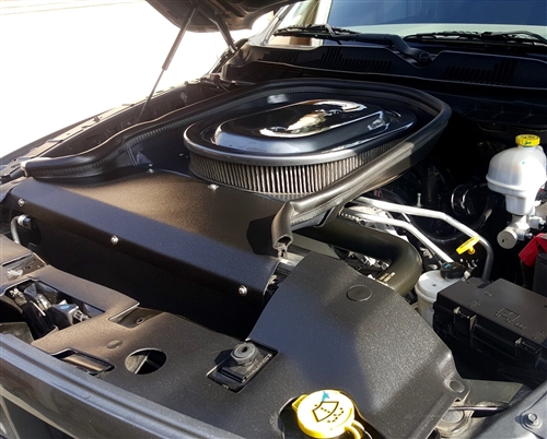 Vararam Air Grabber Intake 2009-2018 Dodge Ram 5.7L Hemi