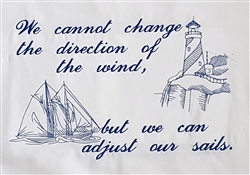 Nautical - Change of Wind