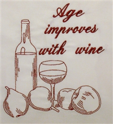 Wine - Age Improves