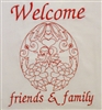 Welcome friends & family - Love Birds