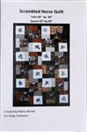 Scrambled Horse Quilt Pattern - by Nancy Murtie for King's Treasures