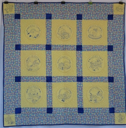 Baby's Prayer - Baby Quilt Kit