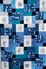 Nautical Wildlife - Scramble Pattern - Lap Quilt Kit