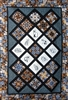 Critter Kaleidoscope Cat Twin Quilt Kit