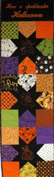 Halloween - Small Long Wall Hanging Kit