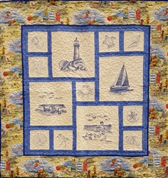 Nautical Summer - Small Wall Hanging Kit