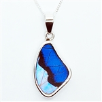Small Wing Shaped Butterfly Wing Pendants
