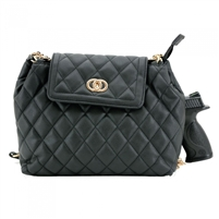 Coco Concealed Carry Purse: Black