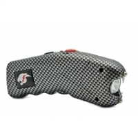 Cheetah 2.5 mil Cyclone Stun Gun Black and Gray