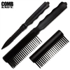 Comb Hidden Brush: Variety of Colors