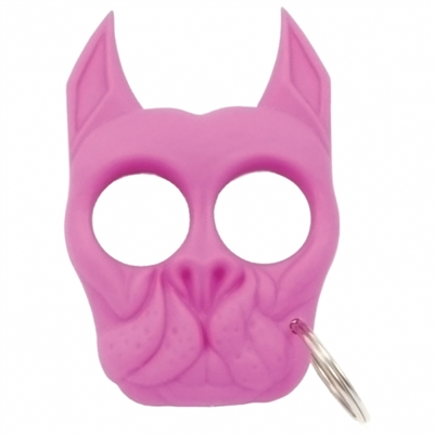 Brutus Self-Defense Keychain Pink