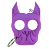 Brutus Self-Defense Keychain Purple