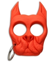 Brutus Self-Defense Keychain Red