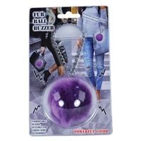 Fur Ball Buzzer Alarm: Purple