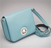 GTM-15 Cross Body Concealed Carry Organizer - Ice Blue