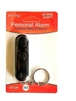 Personal  Alarm with Keychain Black