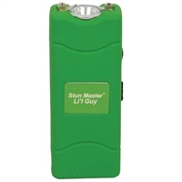 The 12,000,000  L'il Guy   Stun Gun w/holster - Green