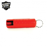 Lab Certified Streetwise 18 Pepper Spray, 1/2 oz. Hard Case: Variety of Colors