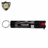 Police Strength Streetwise 23 Pepper Spray 3/4 oz