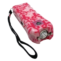 Streetwise Ladies' Choice 21,000,000 Stun Gun - Pink Ribbon