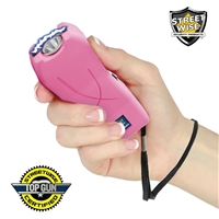 Lady Life Guard 6,500,000* Stun Gun Pink