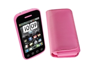 Streetwise SamStun Cell Phone Rechargeable Pink