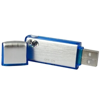 Covert USB Audio Recorder (8GB)