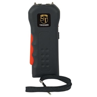 Trigger 18,000,000 Stun Gun Flashlight with Disable Pin
