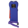 Trigger 18,000,000 Stun Gun Flashlight with Disable Pin Purple