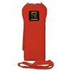 Trigger 18,000,000 Stun Gun Flashlight with Disable Pin Red