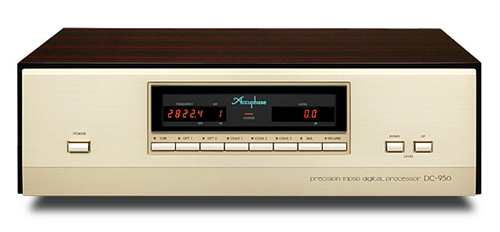 Accuphase Dc 950 D To A Converter Dac