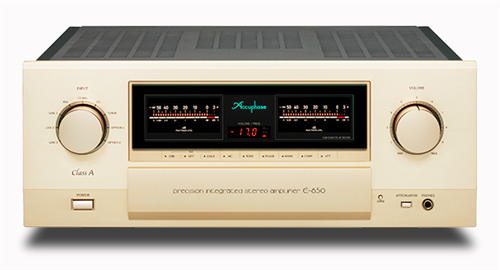 Accuphase E650 Integrated Stereo Amplifier