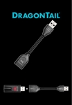 AudioQuest DragonTail USB Extender