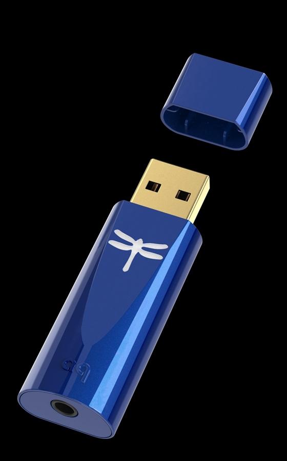 Audioquest Dragonfly Cobalt DAC PreAmp Headphone Amp