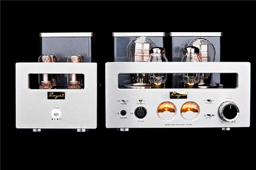 Cayin HA-300 Tube Headphone Amplifier