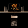Dragonfire Acoustics Mini Dragon 2.1 System
