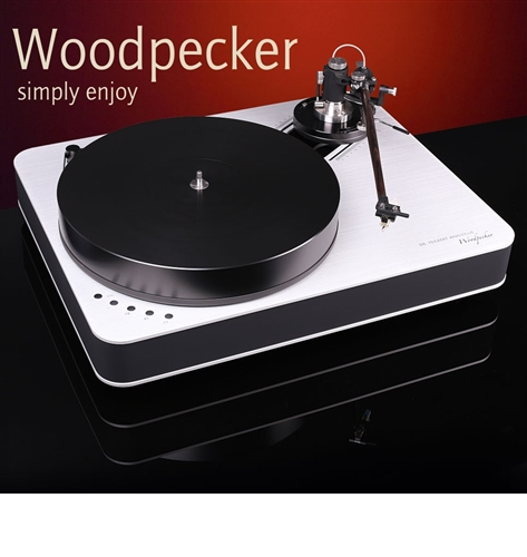 Dr Feikert Woodpecker Turntable