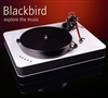 Dr. Feickert Blackbird Deluxe K-SS12VTA Turntable